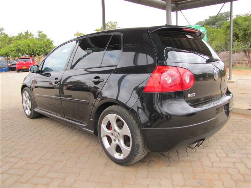 VW Golf GTi in Botswana