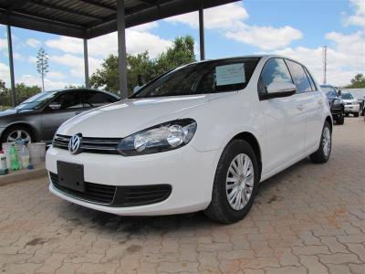 VW Golf 6 TSi in Botswana