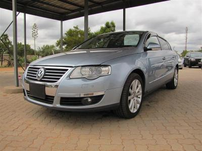 VW Passat V6 4Motion in Botswana