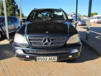 Mercedes-Benz ML ML270 for sale in Botswana - 1
