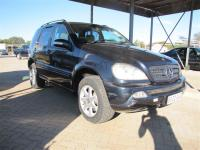 Mercedes-Benz ML ML270 for sale in Botswana - 2