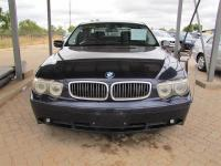 BMW 745i for sale in Botswana - 1