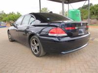 BMW 745i for sale in Botswana - 5