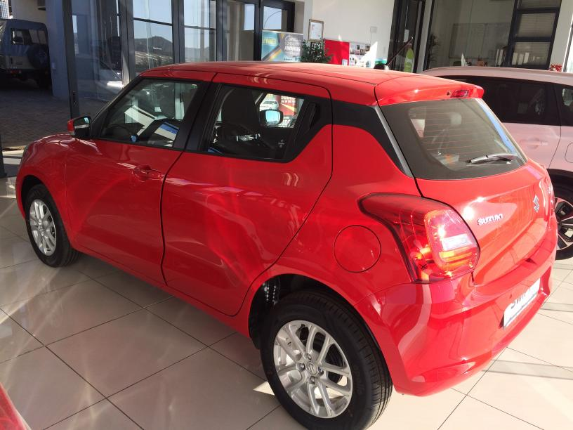 New Suzuki Swift in Namibia