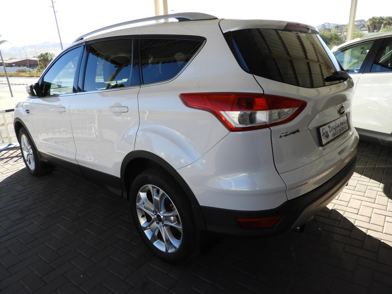 Used Ford Kuga in Namibia