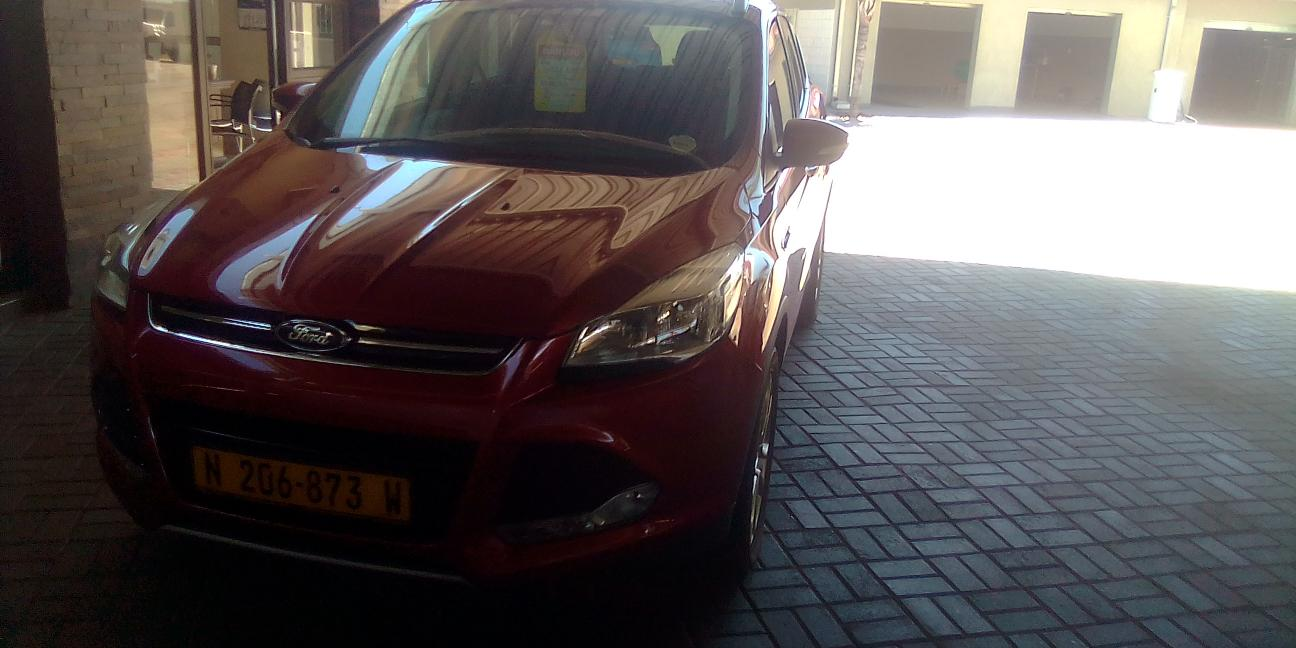 Used Ford Kuga Trend in Namibia