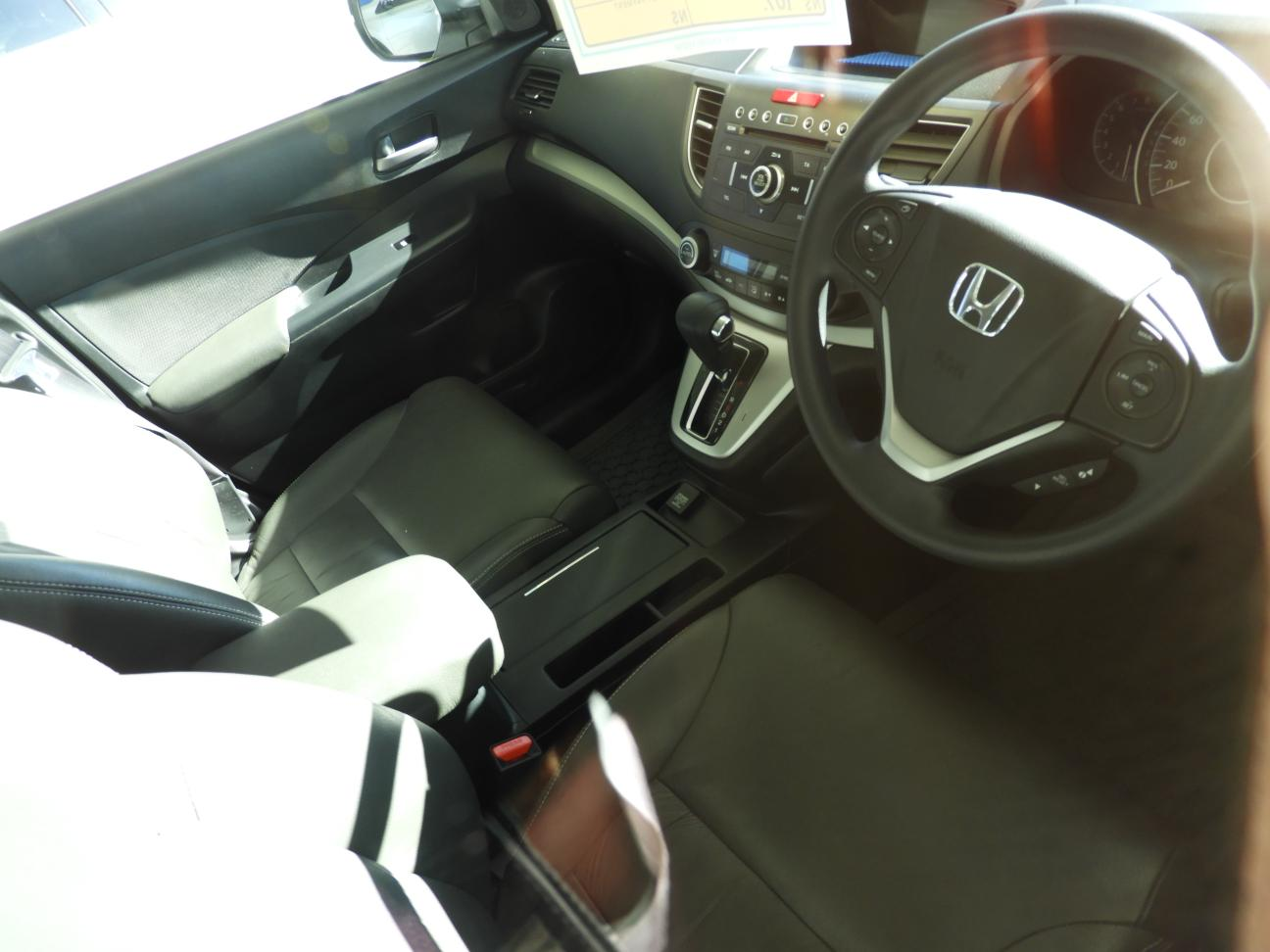Used Honda CR-V in Namibia