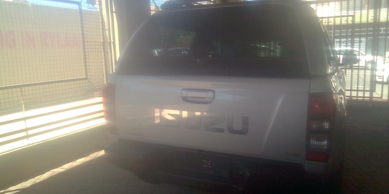 Used Isuzu KB240 in Namibia