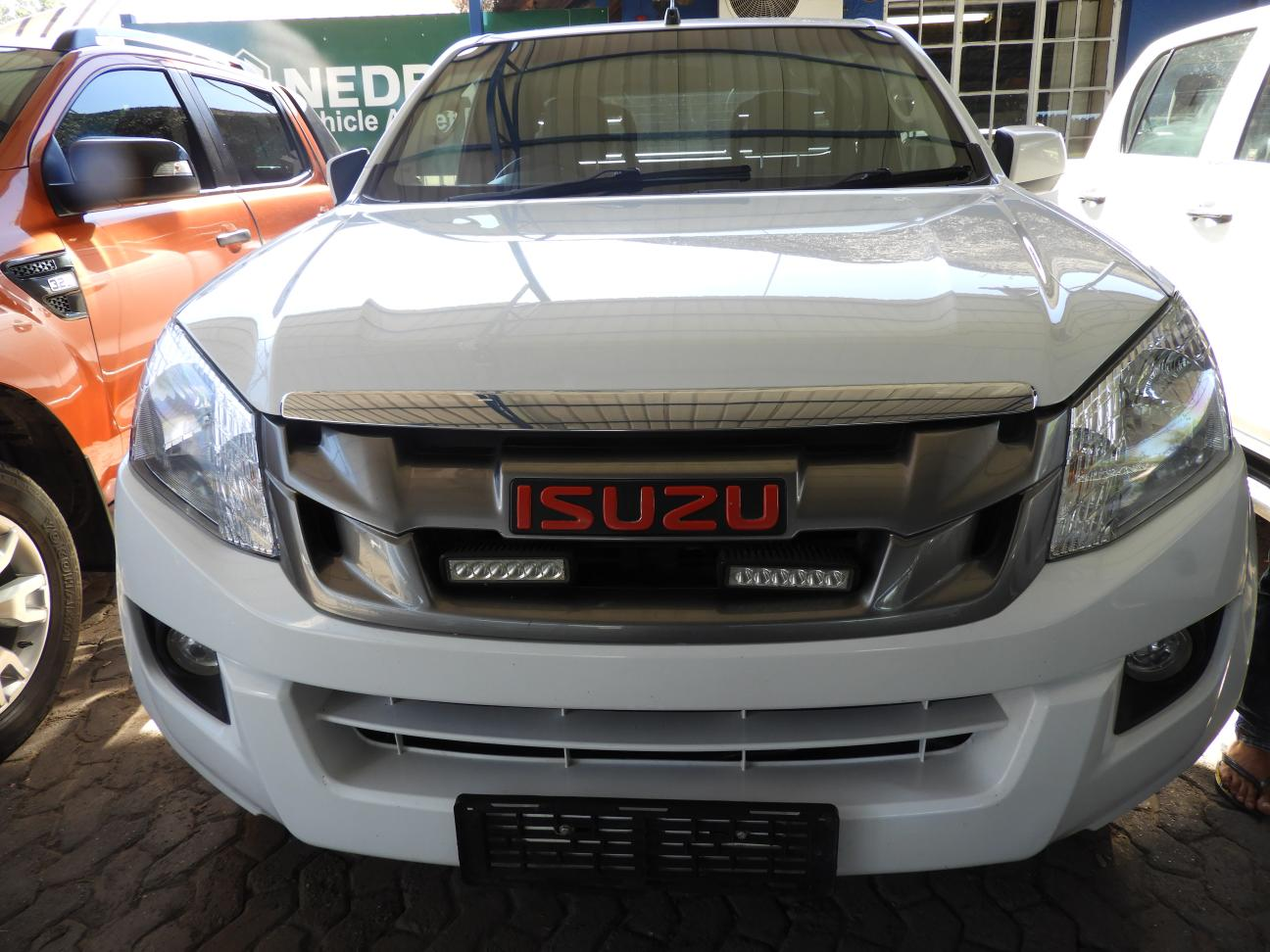 Used Isuzu KB250 Hi Rider in Namibia