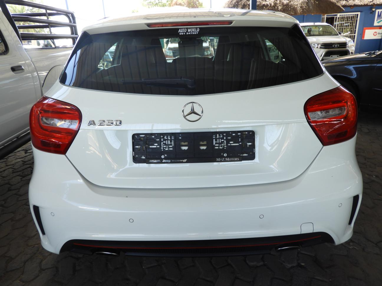 Used Mercedes-Benz A-250 in Namibia