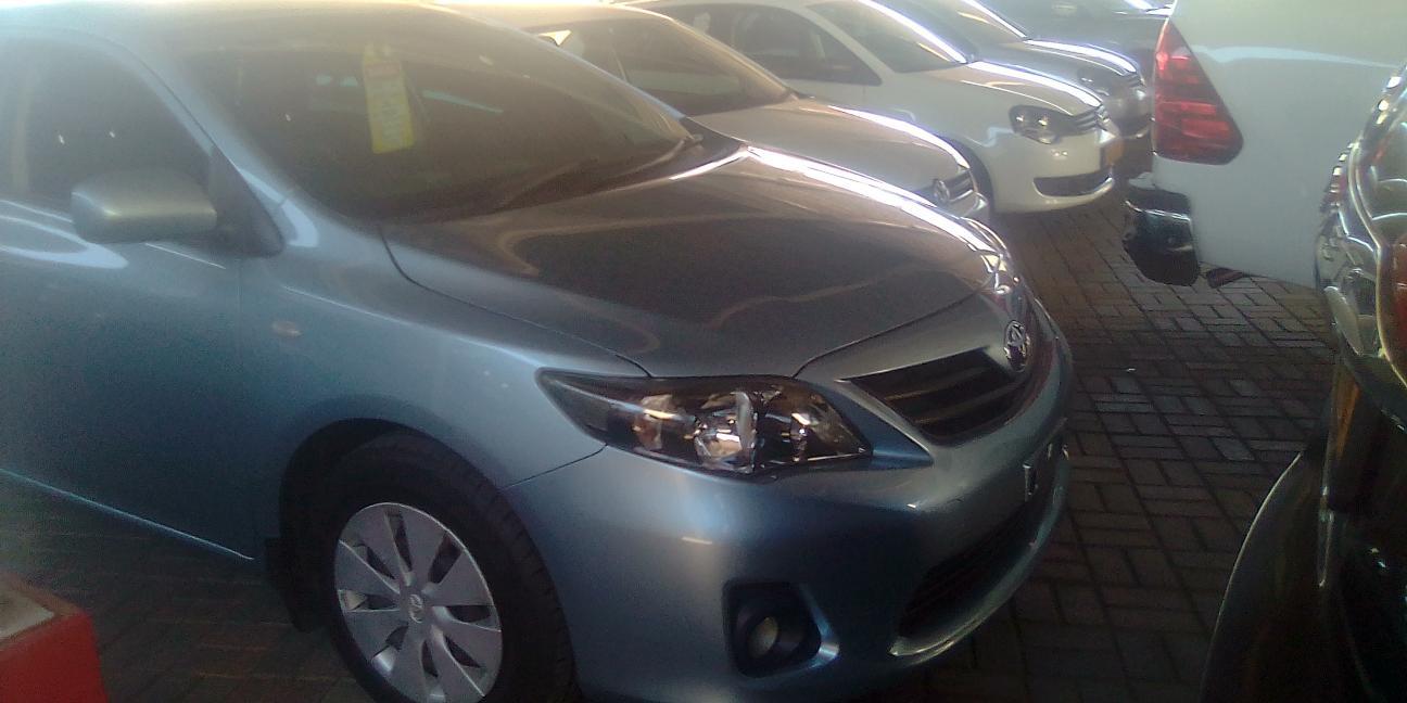 Used Toyota Corolla in Namibia