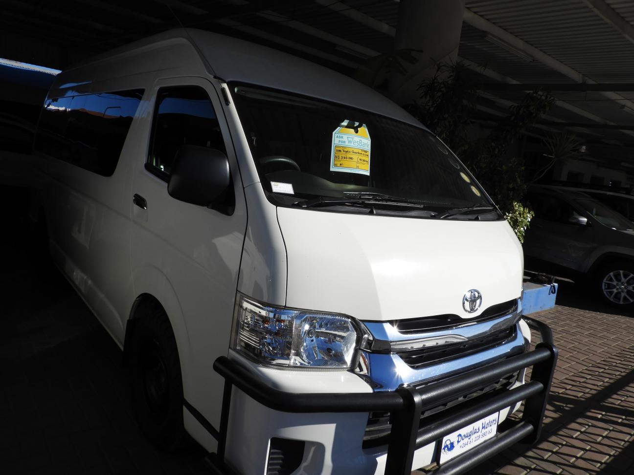 Used Toyota Quantum in Namibia
