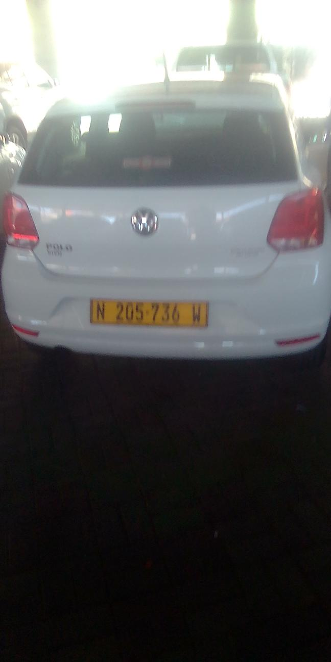 Used Volkswagen Polo Vivo in Namibia