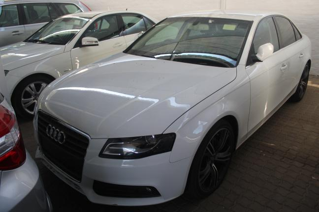Audi A4 1.8T in Namibia