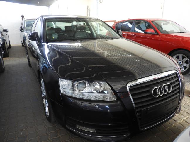 Audi A6 in Namibia