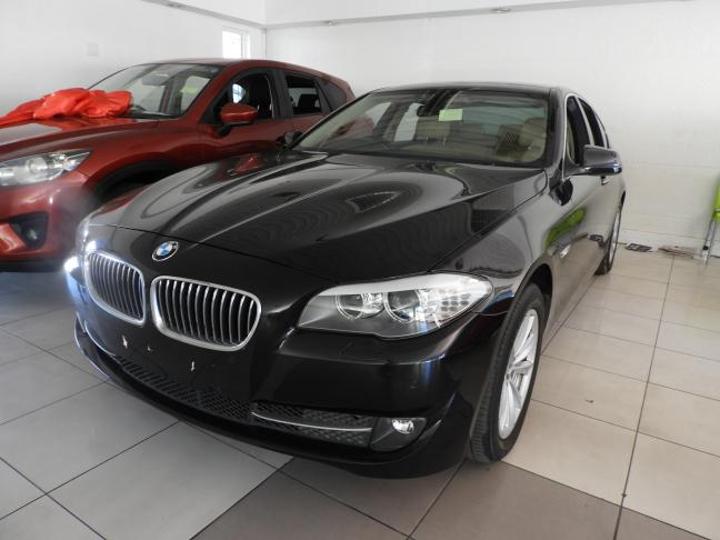 BMW in Namibia