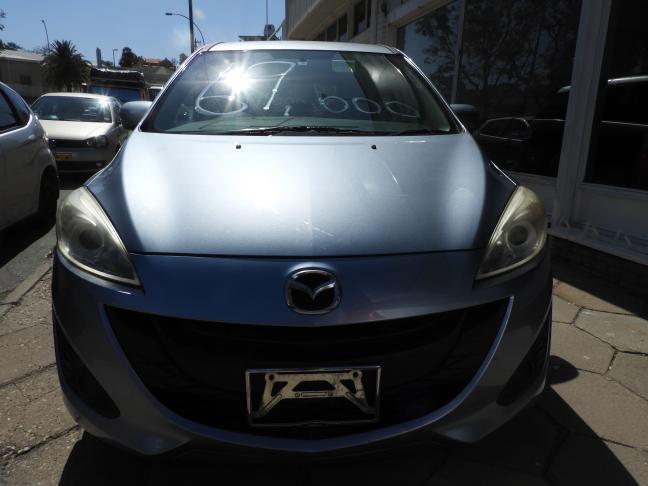 Mazda Premacy in Namibia