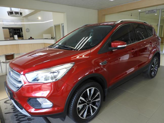 New Ford Kuga in Namibia