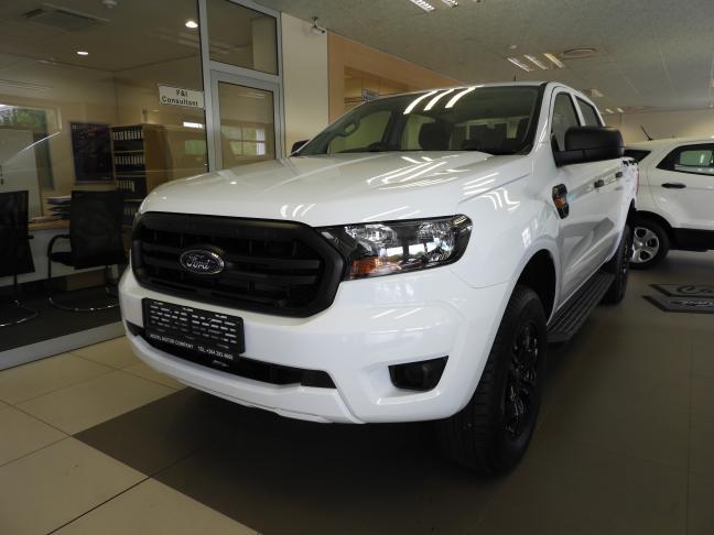 New Ford Ranger in Namibia