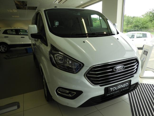 New Ford Tourneo in Namibia