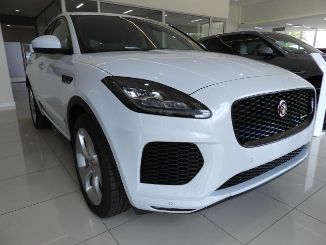 New Jaguar E-Pace D-180 in Namibia