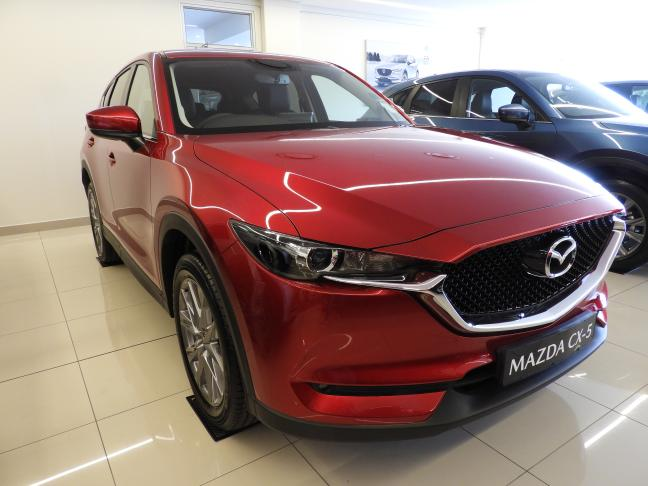 New Mazda CX-5 in Namibia