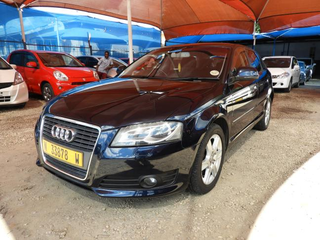 Used Audi A3 in Namibia