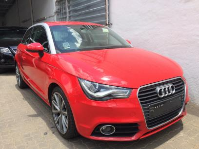 Used Audi A4 in Namibia