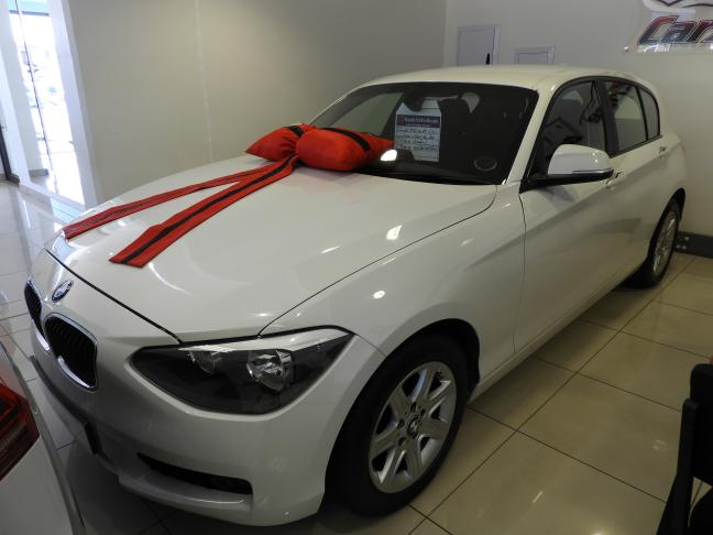 Used BMW 118i in Namibia