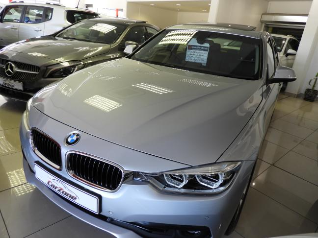 Used BMW 320 in Namibia