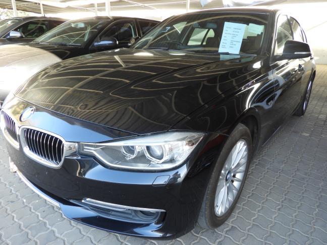 Used BMW 320i Luxury in Namibia