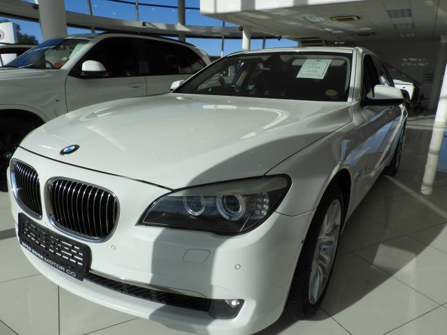 Used BMW 750i V8 in Namibia
