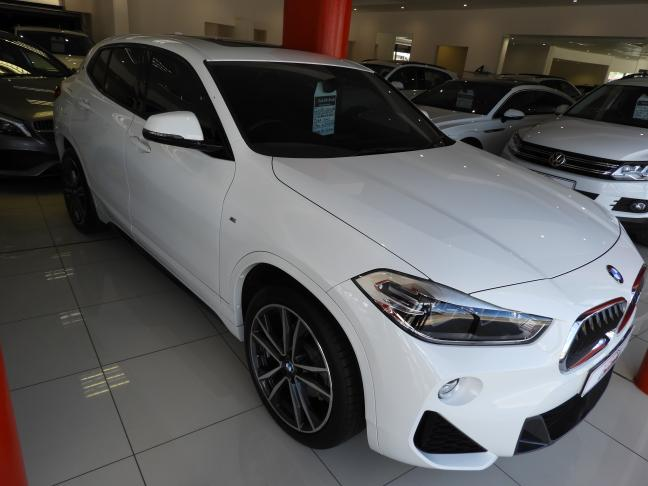 Used BMW X2 in Namibia