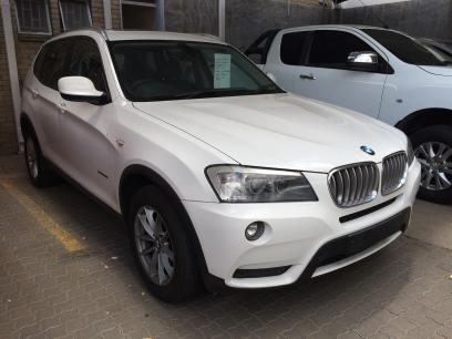 Used BMW X3 in Namibia