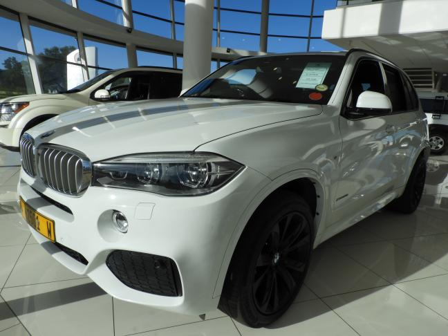 Used BMW X5 X-Drive Sport in Namibia