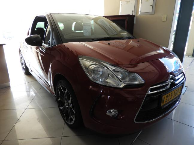 Used Citroen DS3 in Namibia