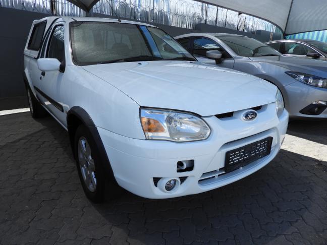 Used Ford Bantam in Namibia