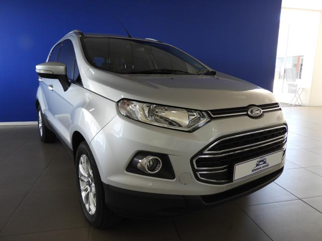 Used Ford EcoSport Ambiante in Namibia