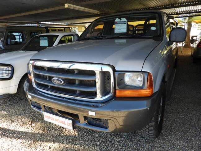 Used Ford F250 in Namibia