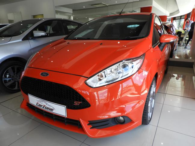 Used Ford Fiesta EcoBoost in Namibia