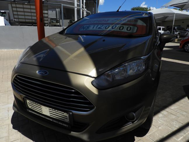 Used Ford Fiesta Trend in Namibia