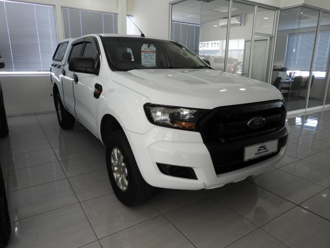 Used Ford Ranger in Namibia