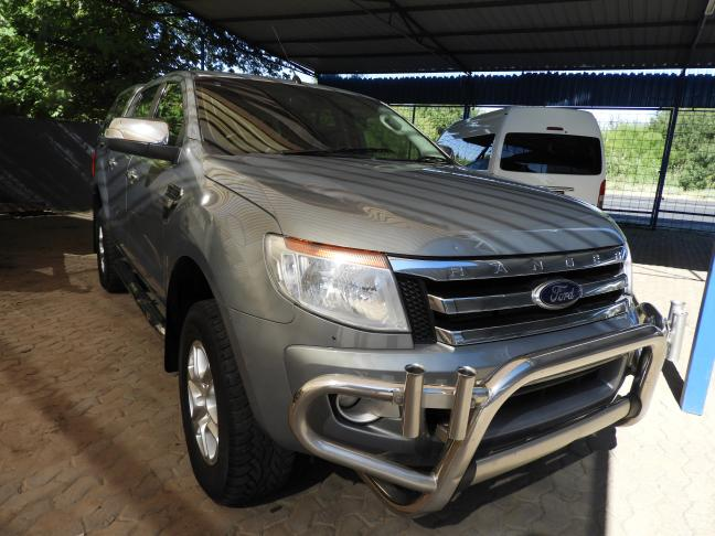 Used Ford Ranger XL in Namibia