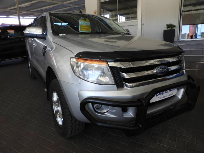 Used Ford Ranger XLT in Namibia
