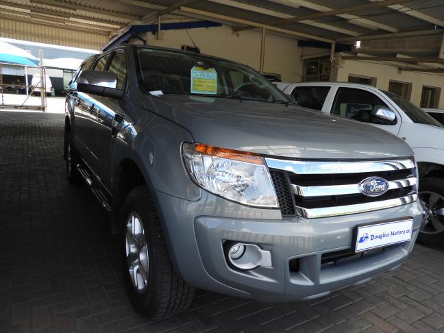 Used Ford Ranger XLT in Namibia
