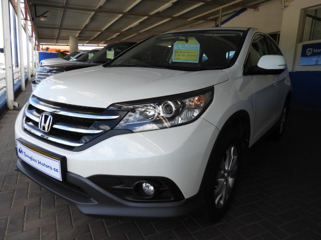 Used Honda CR-V in Namibia
