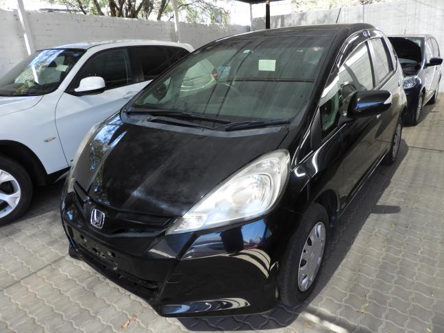 Used Honda Fit in Namibia