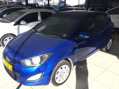 Used Hyundai i20 in Namibia