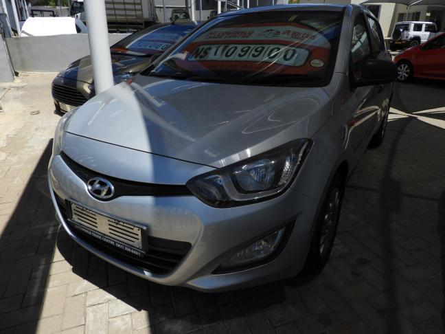 Used Hyundai i20 Motion in Namibia