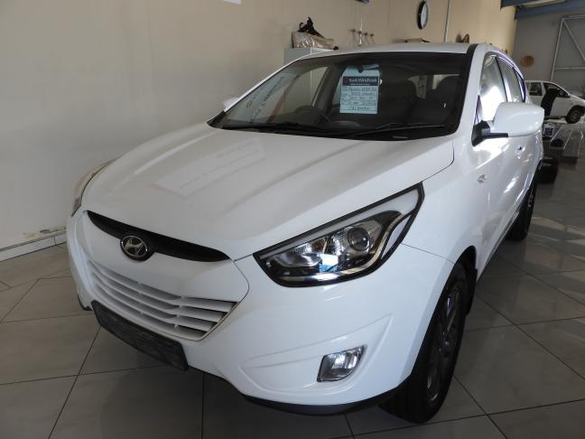 Used Hyundai ix35 in Namibia